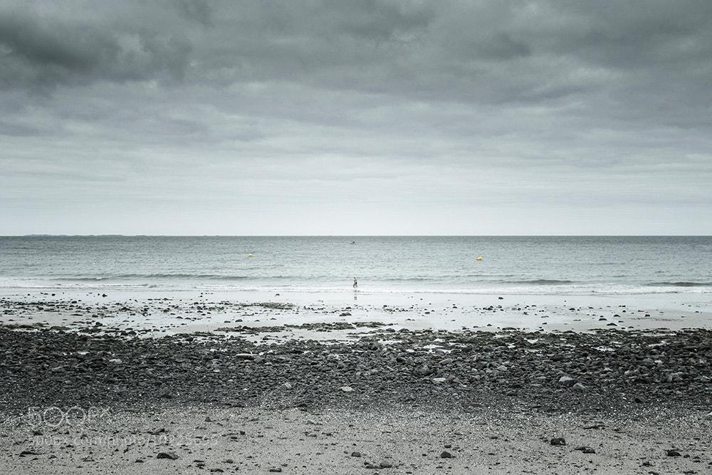 Photograph La plage by Jean-Baptiste Poulain on 500px