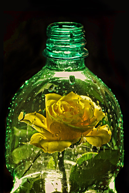 Photograph Message in A Bottle by Reto Savoca on 500px