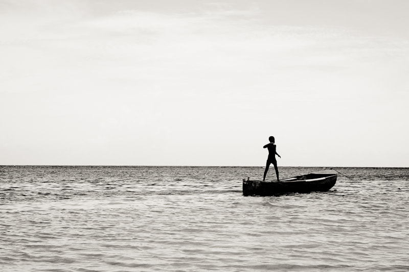 Photograph the young fisherman by Roberto Muñoz | Pindaro on 500px