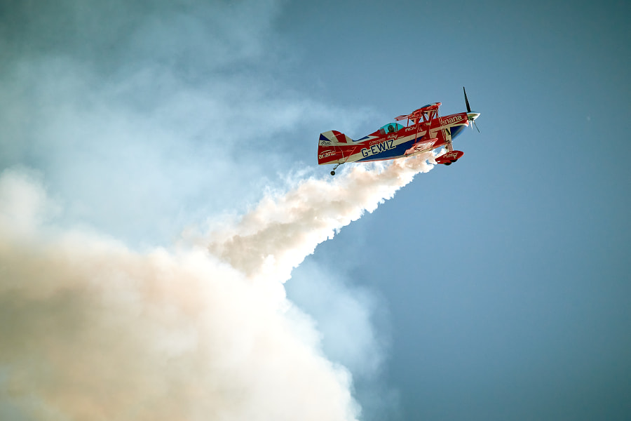High flyer by Chris Hamilton on 500px.com