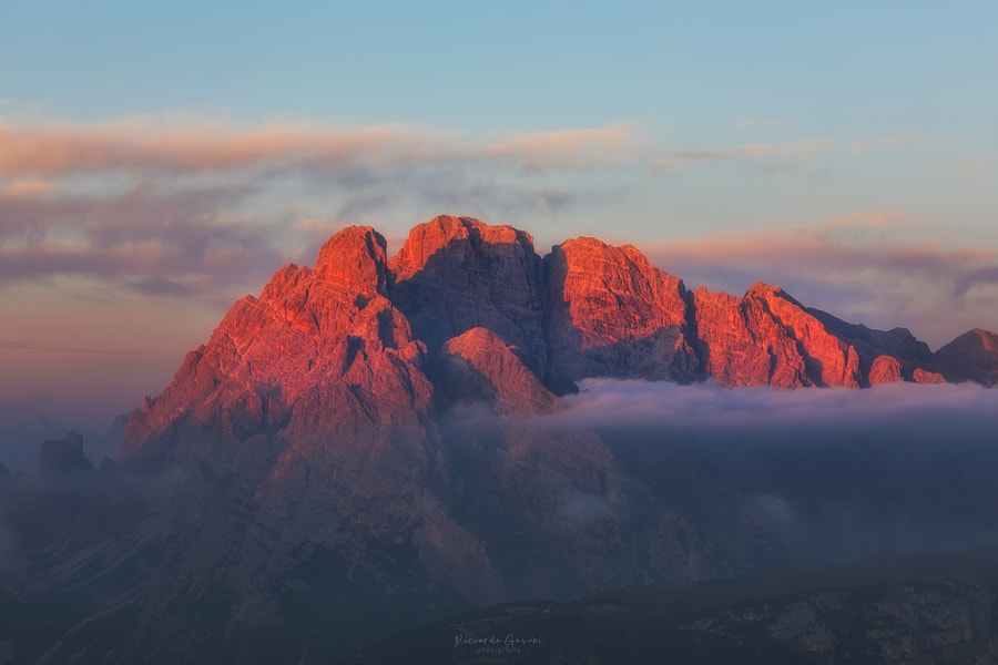 Cristallo e Monte Piana by Riccardo Govoni on 500px.com