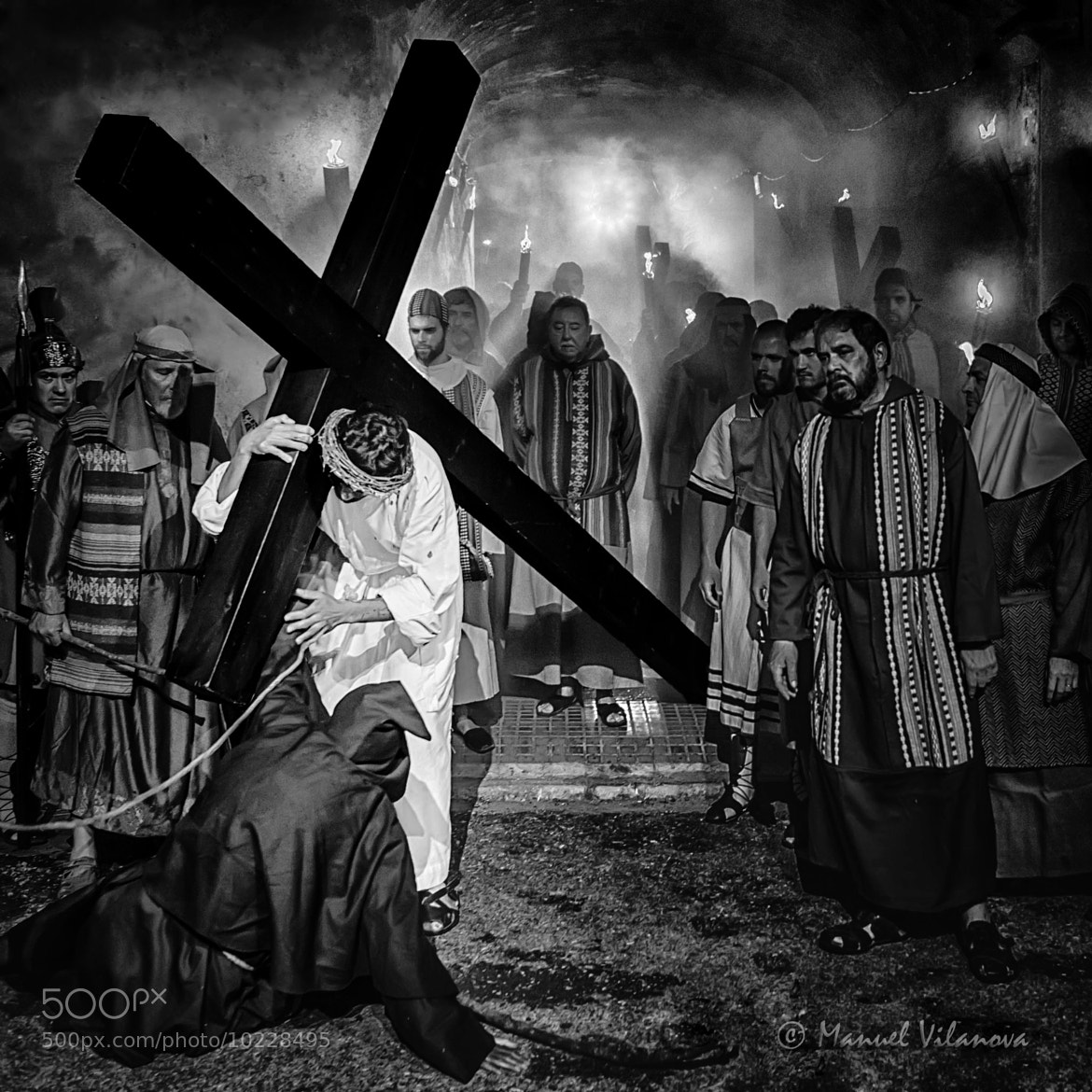 Photograph Semana Santa en Verges III by Manuel Vilanova on 500px