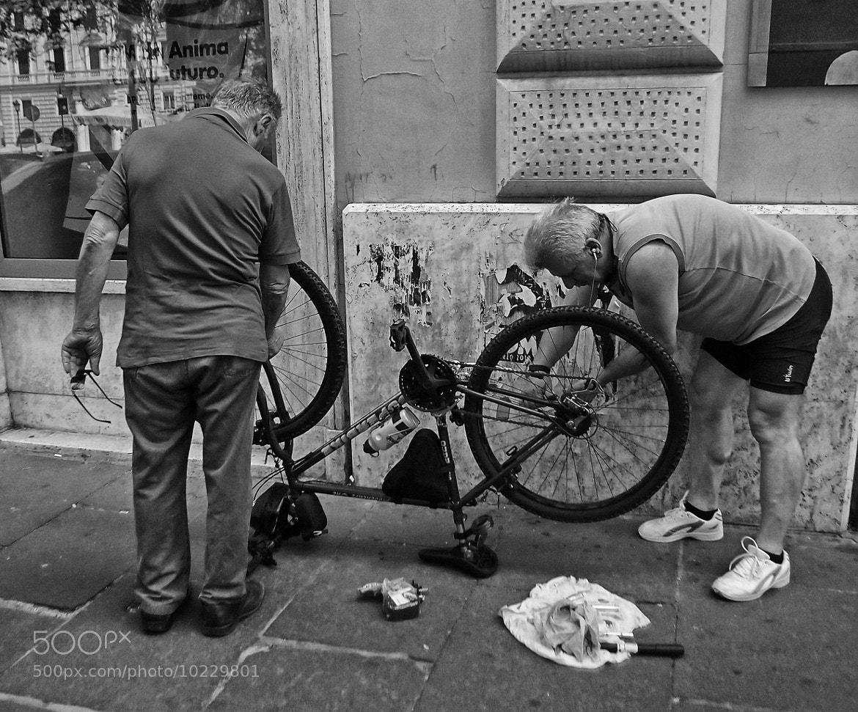 Photograph Biking Sundays by Giuseppe Grimaldi on 500px