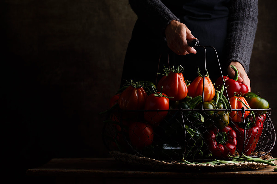 Vegetables by Raquel Carmona Romero on 500px.com