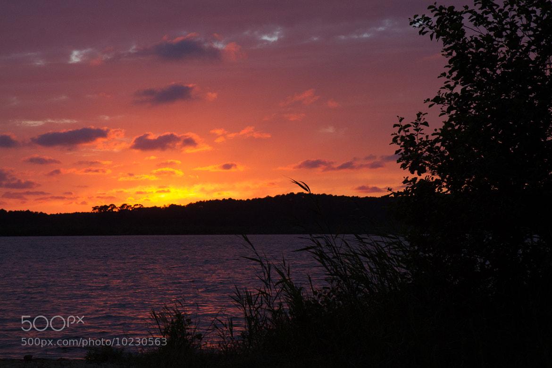 Photograph Sunset (Léon - Landes) by JULIEN Stéphane on 500px