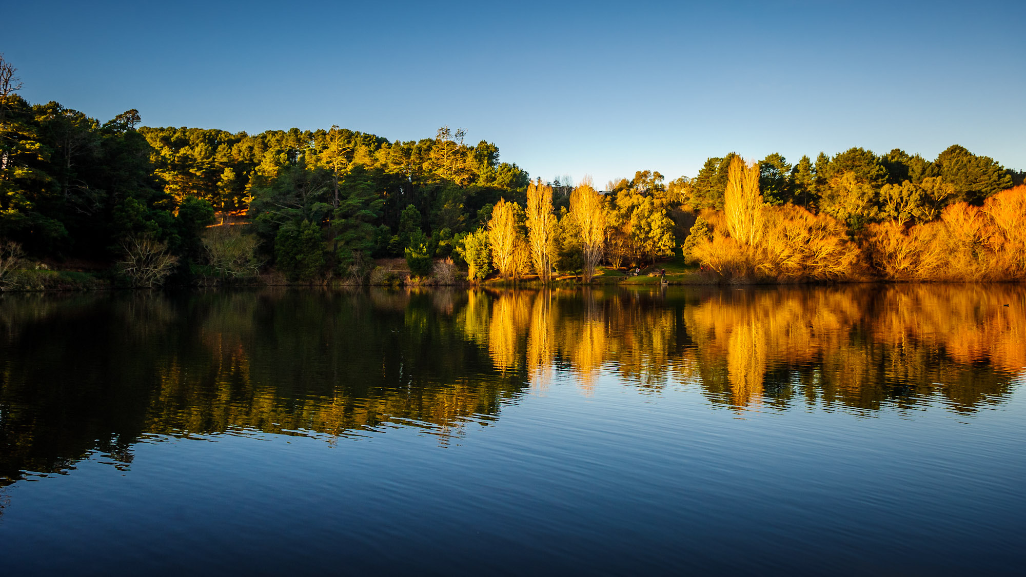 Photograph Daylesford Lake House by Alex Megremis on 500px