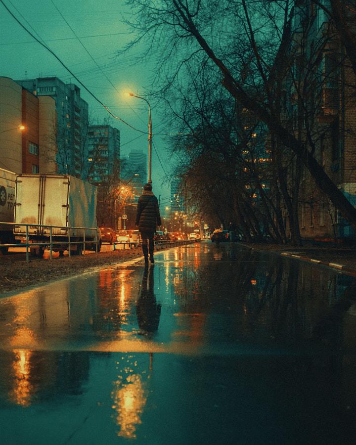 Rainy by Babak Fatholahi on 500px.com