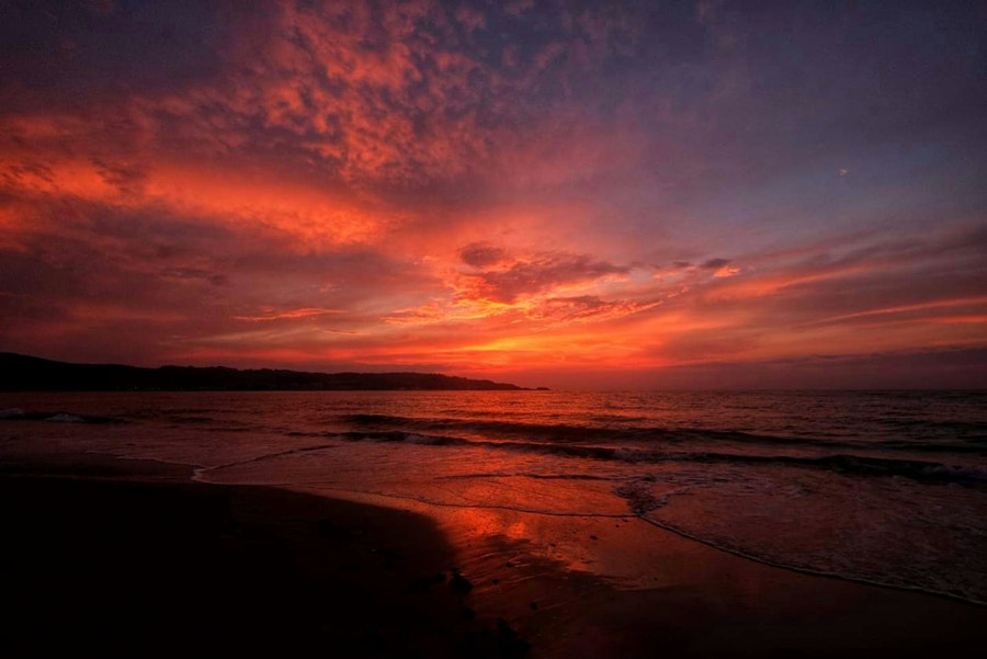 Hendaye Beach 🏖️ 8 by Taylor  Regina  on 500px.com