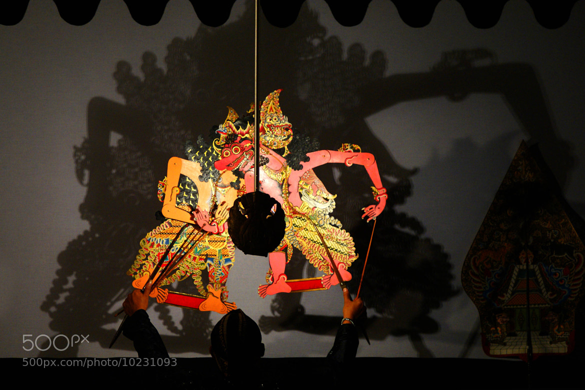 Photograph The Wayang (shadow puppet) by Patricius Hartono on 500px