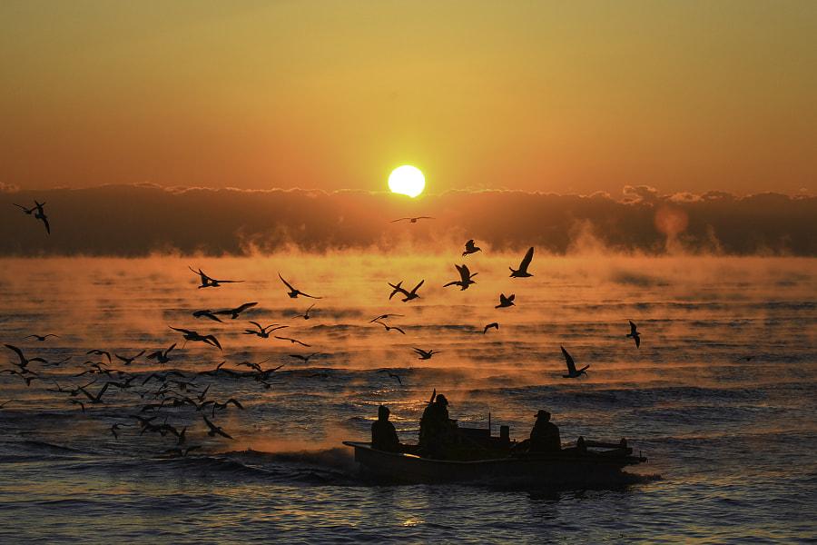 A day when sea fog is wonderful by BoHyuk LIM on 500px.com