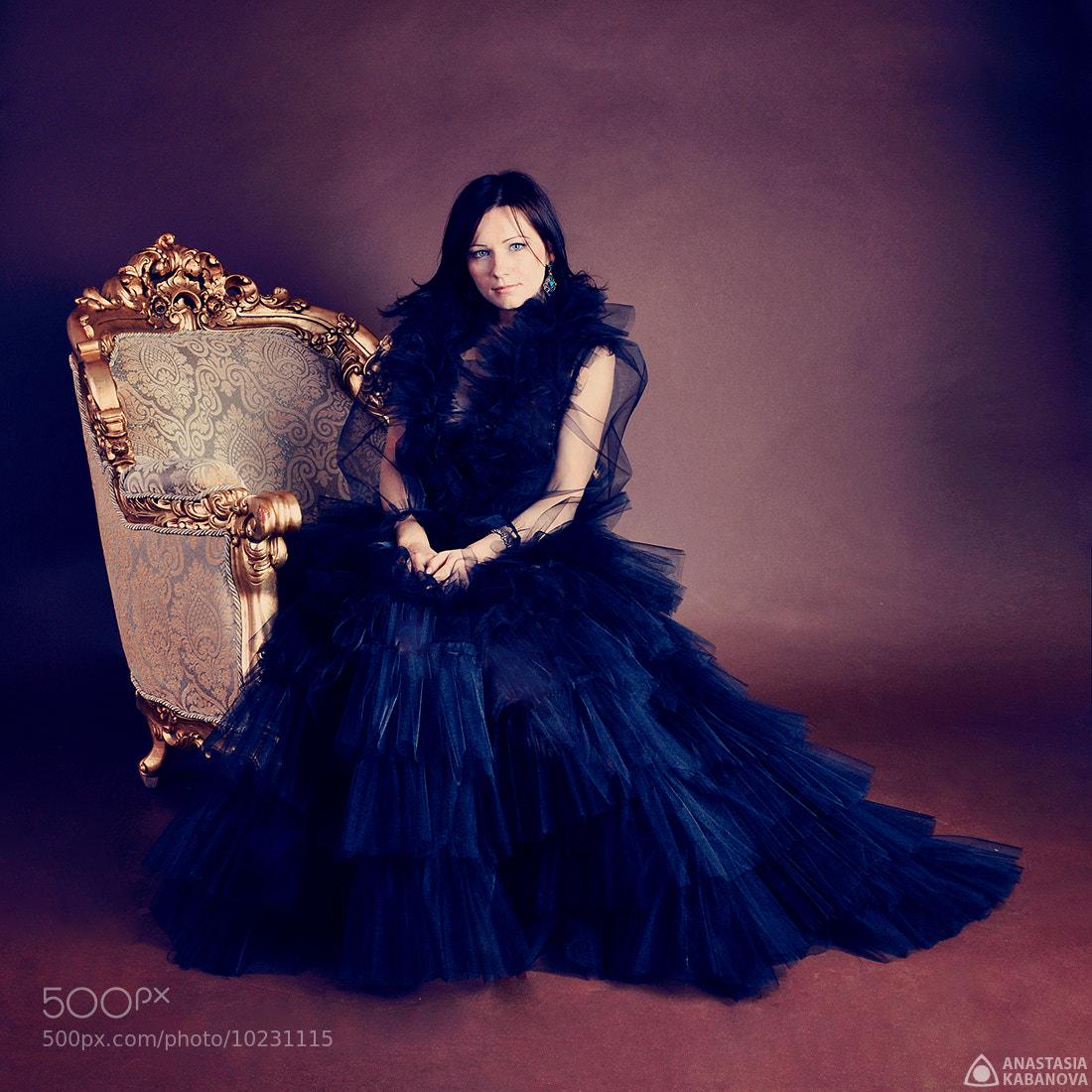 Photograph Svetlana by Anastasia Kabanova on 500px