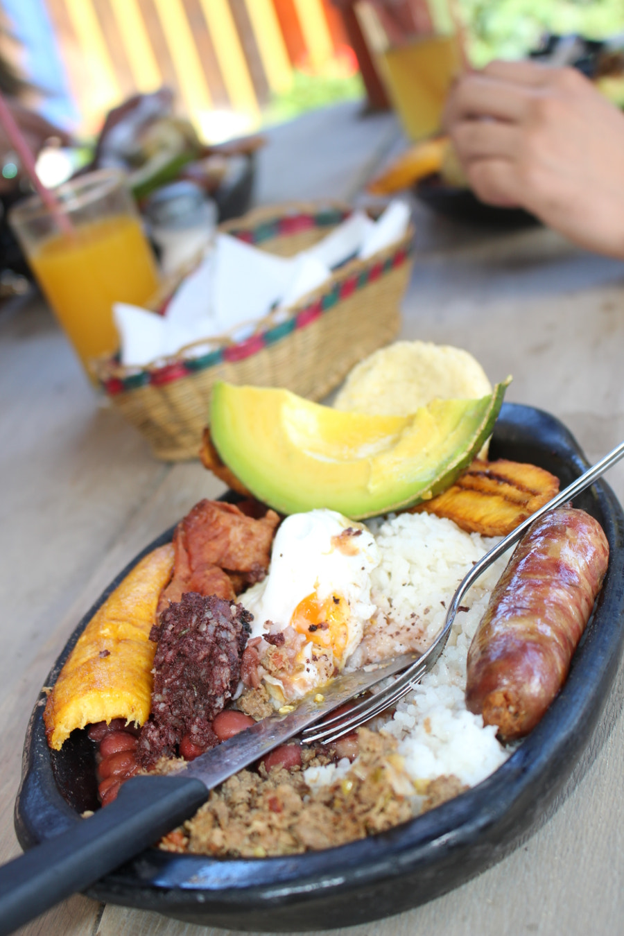 Photograph Bandeja Paisa by Egberto Antonio Carreño Parra on 500px