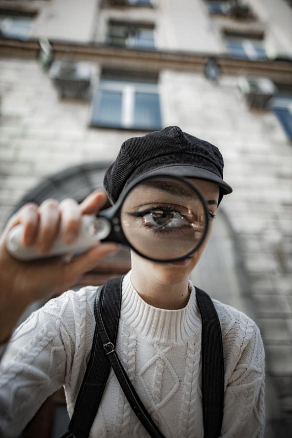 Self-portrait by Nataliya Youdanova on 500px.com