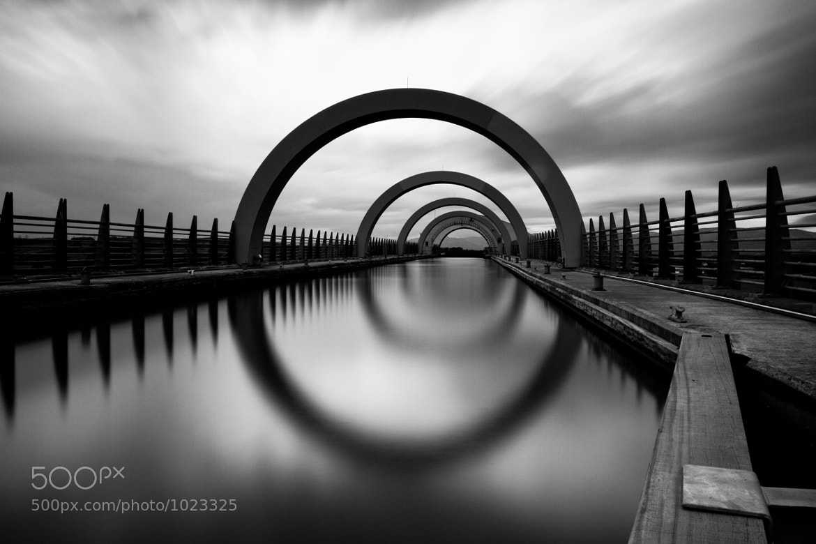Photograph Falkirk Wheel - Scotland by Mathew Roberts on 500px