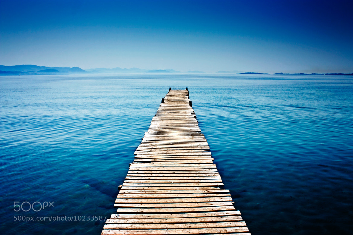 Photograph Jetty at Ipsos Beach #2 by Douglas Penman on 500px