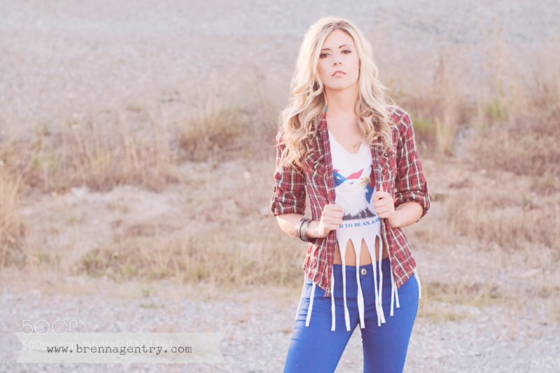 Photograph Flannel Love by Brenna  Gentry on 500px
