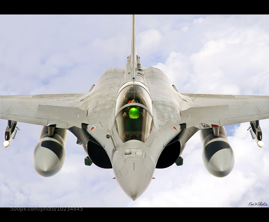 Photograph Dassault Rafale B - French Air Force by Fox3 Shots on 500px