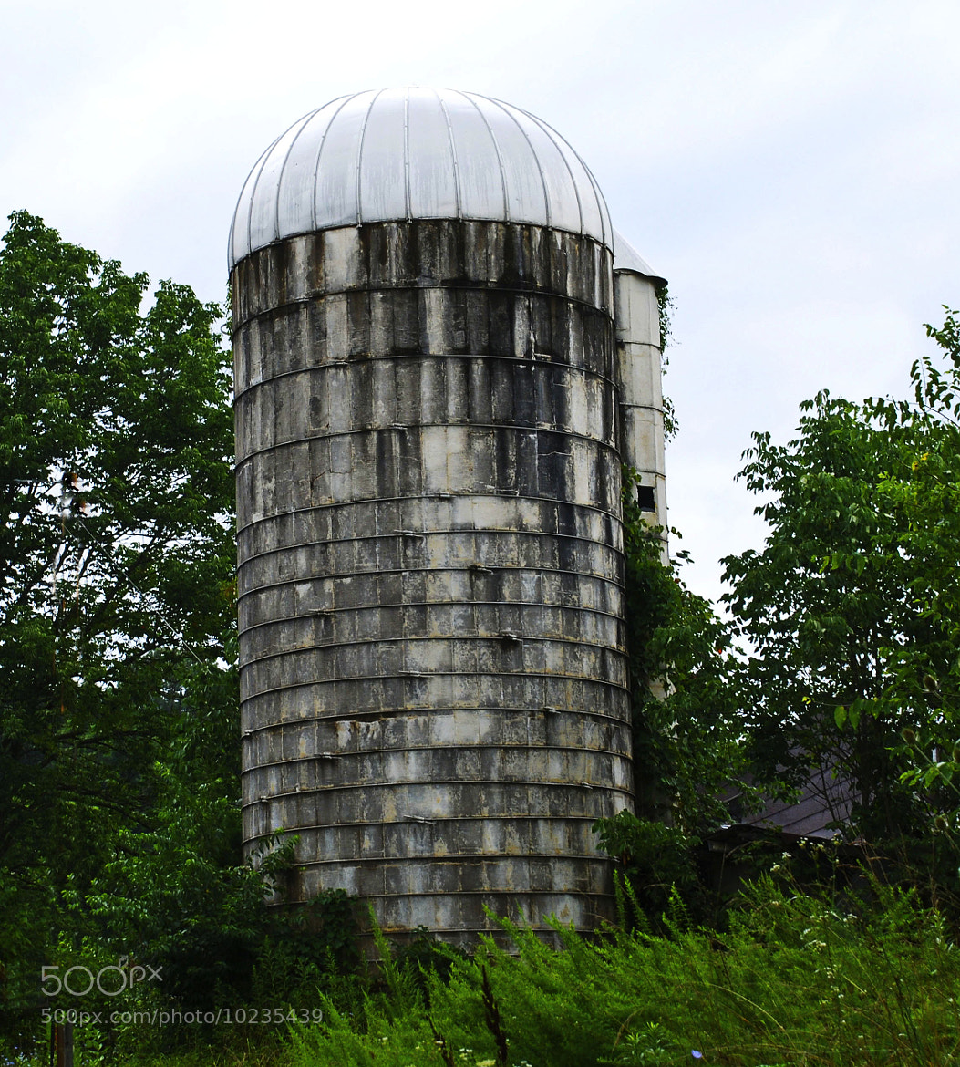 Photograph Silo by Jennifer Williams on 500px