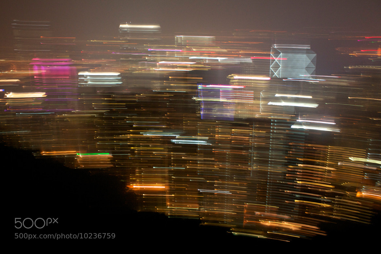 Photograph HK Rush by Armandtchou L on 500px