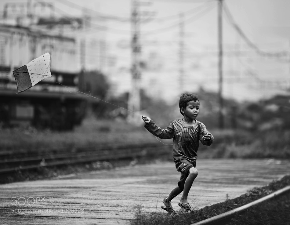 Photograph I believe I can fly it by Sebastian Kisworo on 500px
