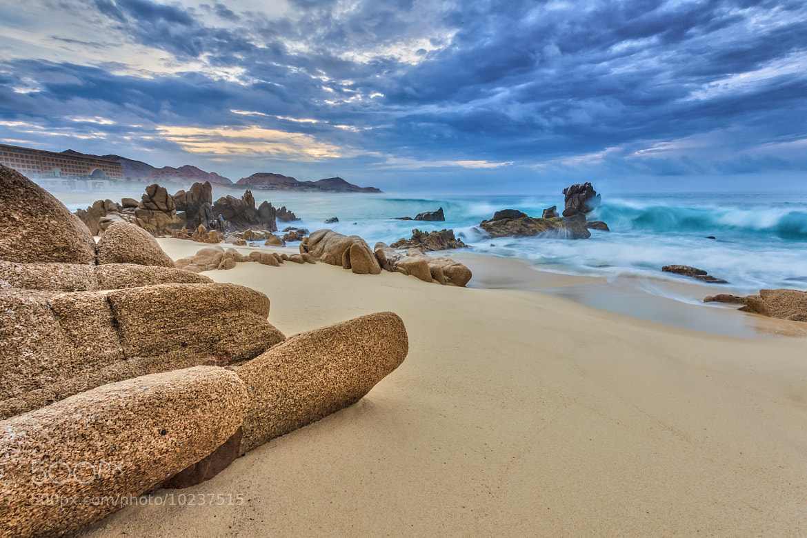 Photograph Los Cabos cloudy sunrise by Enzo Figueres on 500px