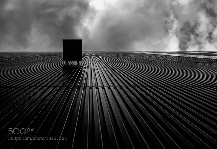Photograph black square by Les Forrester on 500px