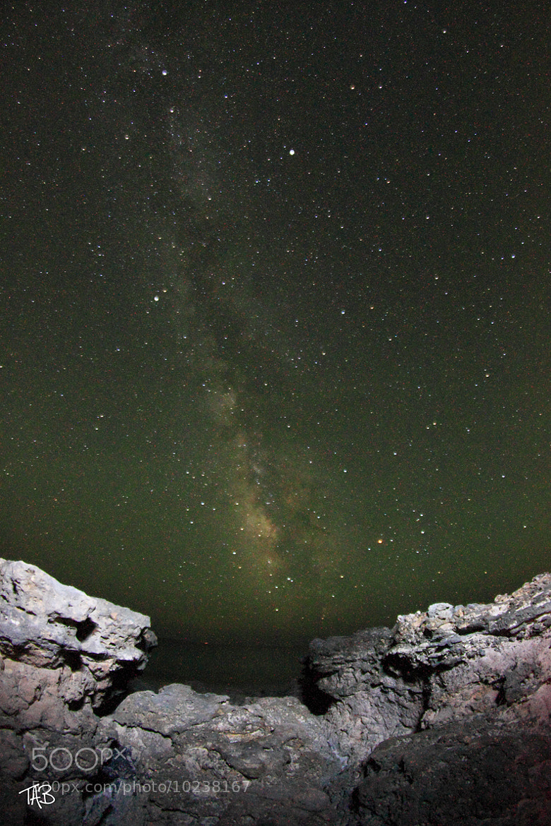 Photograph Milky way Galaxy by Timothy  Boocock on 500px
