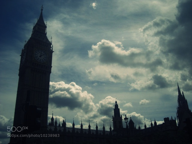 Photograph Big Ben by Emma Pérez on 500px