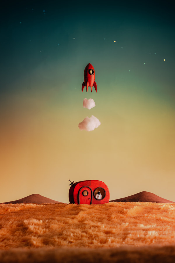 Have space suit, will travel by Hardi Saputra on 500px.com