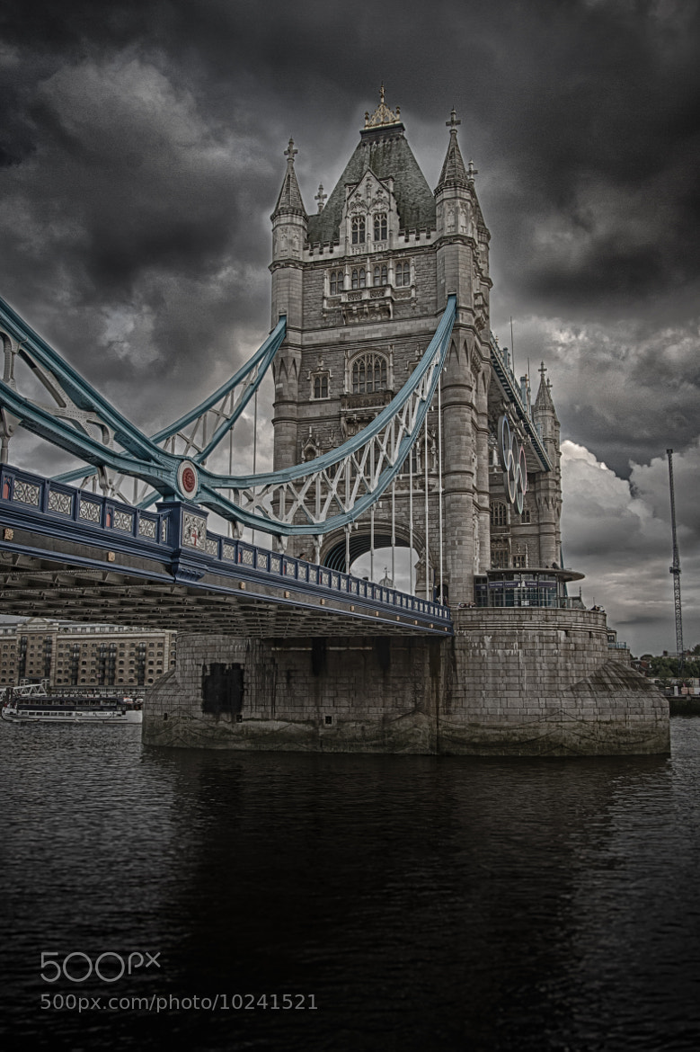 Photograph Dramatic Tower Bridge by Daniele Lembo on 500px