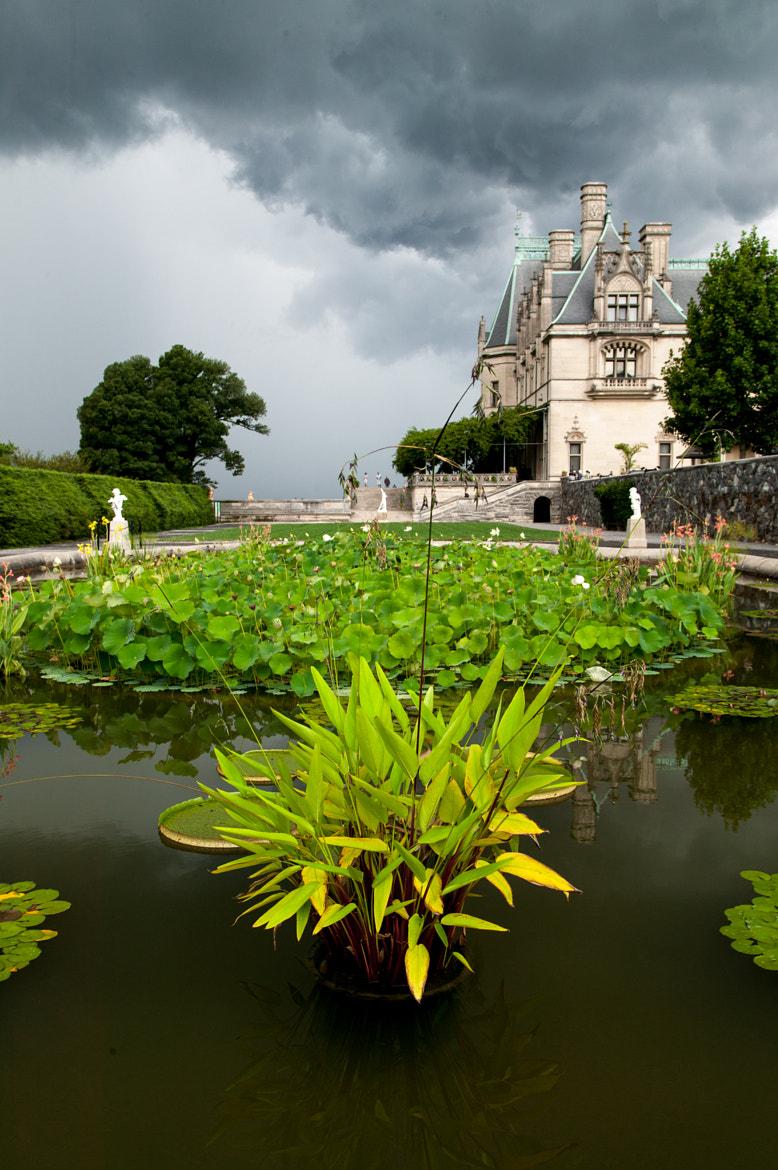 Photograph Biltmore Estate Gardems by Victor Garza on 500px