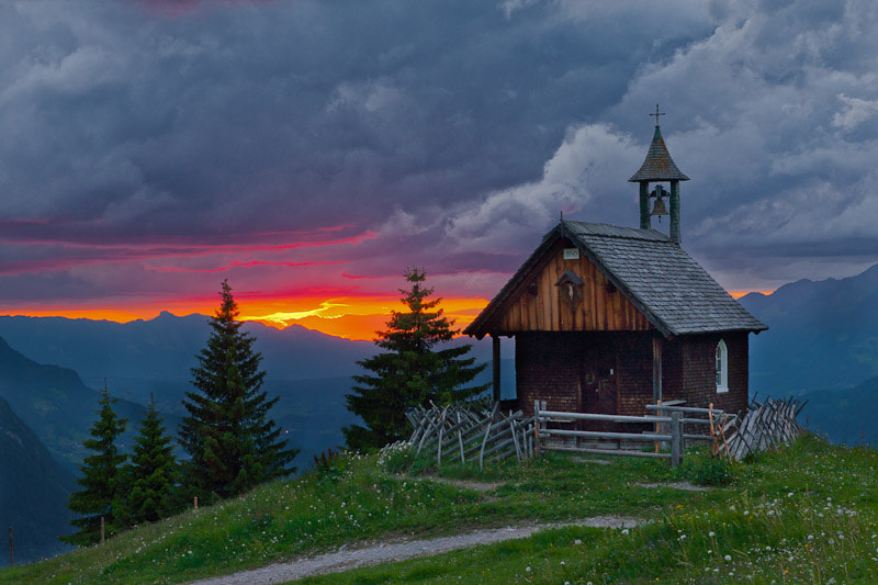 Photograph stormy atmosphere by Johannes Netzer on 500px