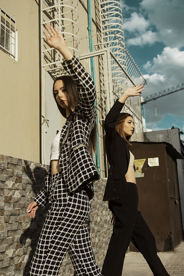 Elena & Valeria by Eppie Goytia  on 500px.com