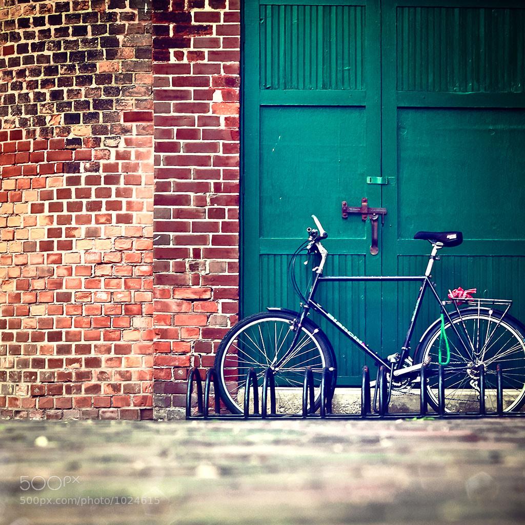 Photograph Urban Bike by Alton Yeung on 500px