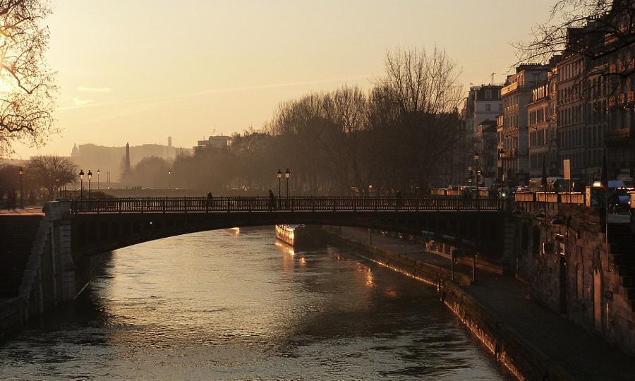 """Retour à Paris ... la Ville """"Lumière"""" by Monique ROBINET on 500px.com"""
