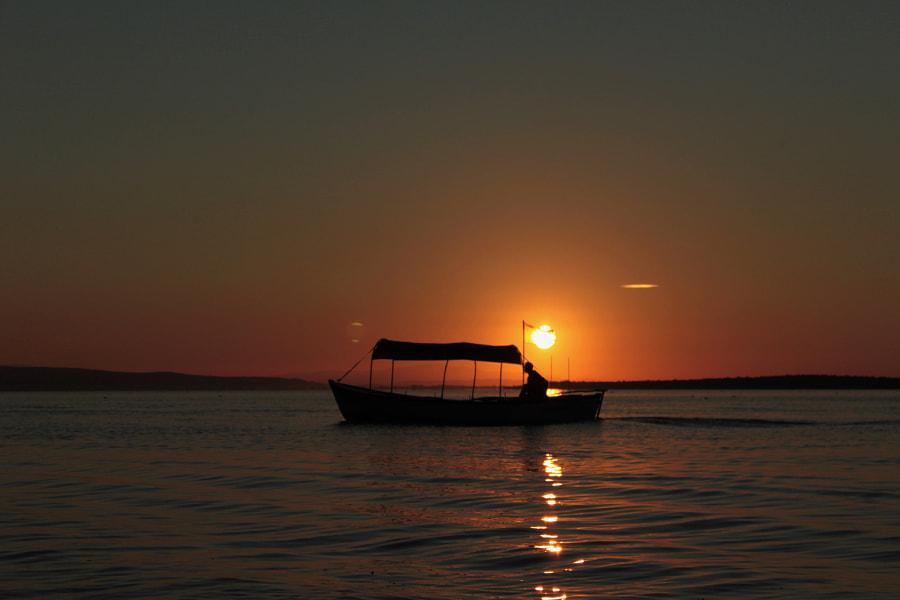 Apollonia Lake by Ahmet Utgan on 500px.com