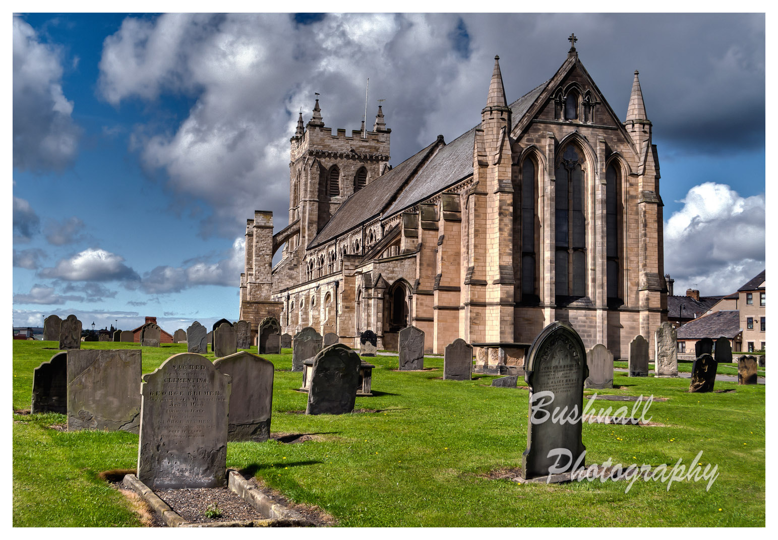Photograph St Hildas Church by Darren Bushnall on 500px