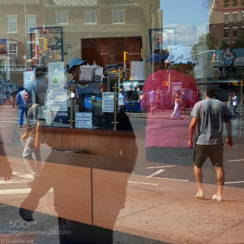 Photograph Ice Cream Window by Zack Arias on 500px