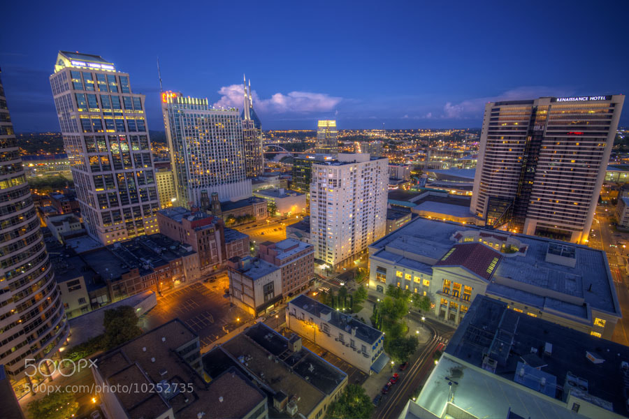 Photograph Over Nashville by Malcolm MacGregor on 500px