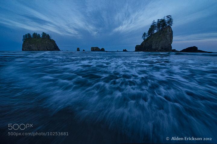 Photograph Sea Wash by Alden Erickson on 500px
