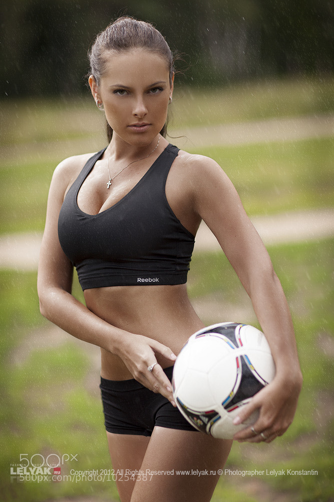 Photograph Football by Konstantin Lelyak on 500px