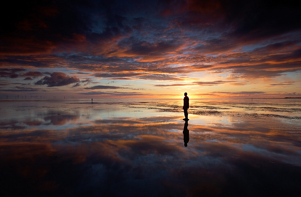 Photograph Solitude in Silhouette by Paul Sutton on 500px