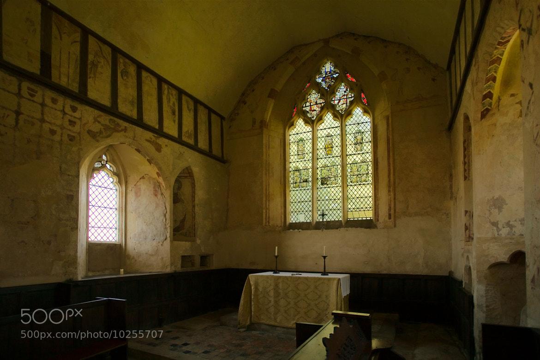 Photograph Parish church near Hailes Abbey by Fred Gates on 500px