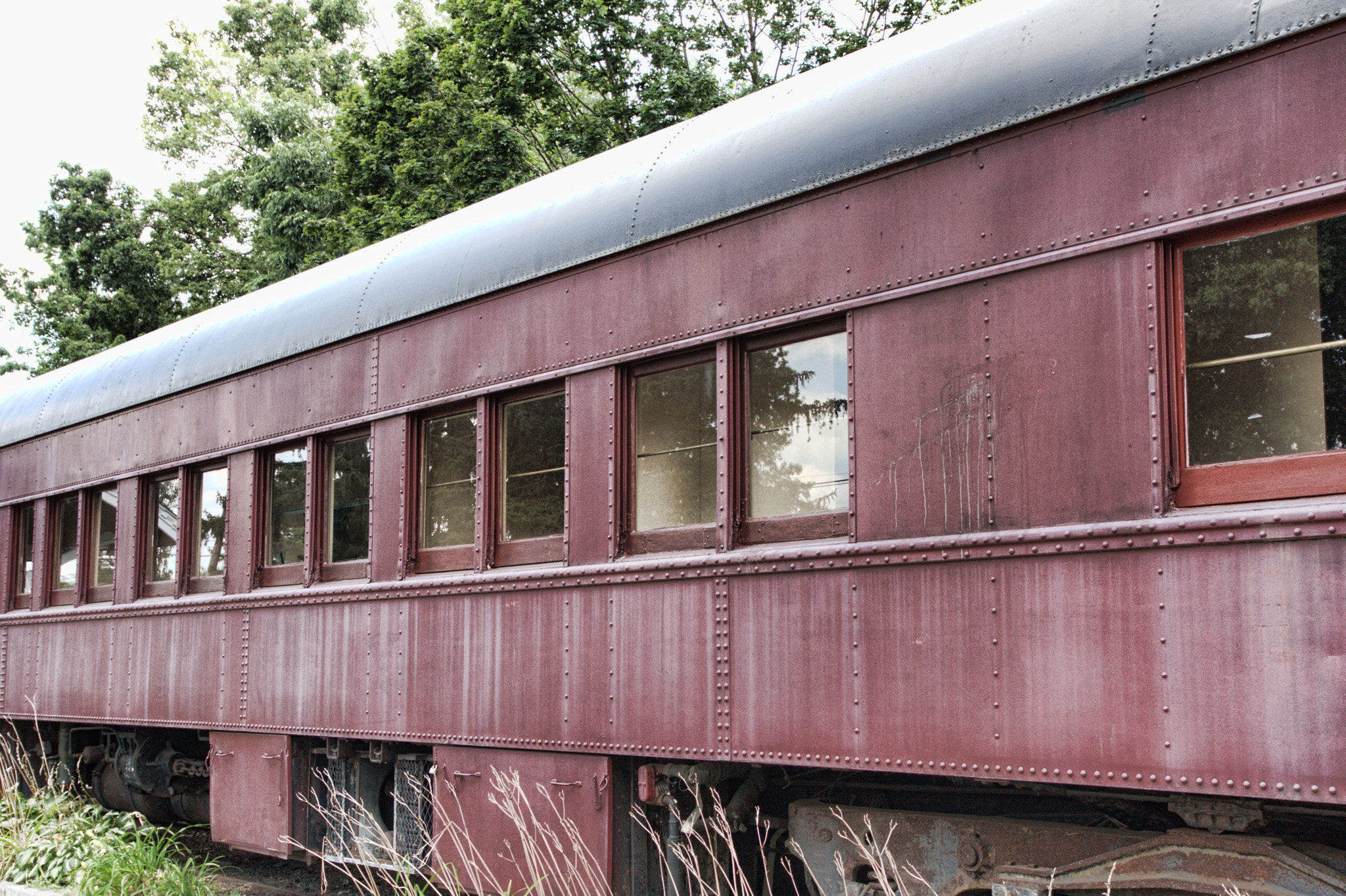 Photograph Old Railcar by Pete  on 500px