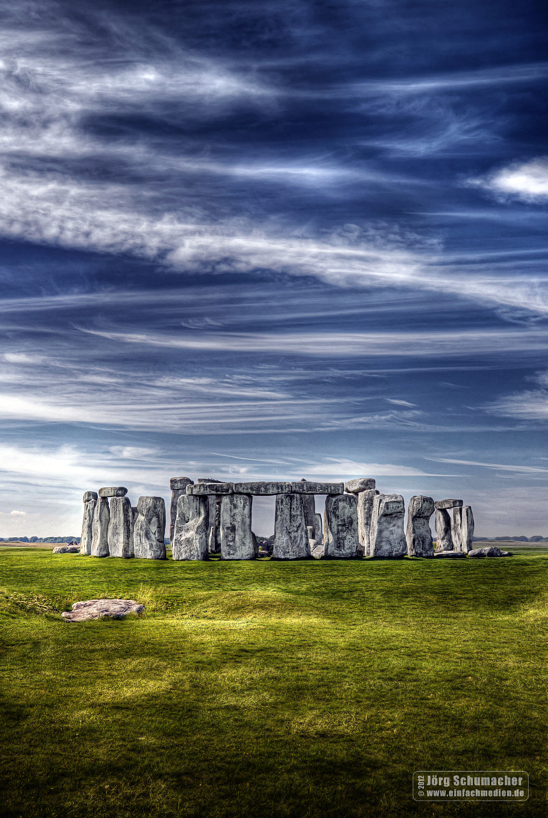 Photograph Stonehenge, England by Jörg Schumacher | einfachMedien.de on 500px