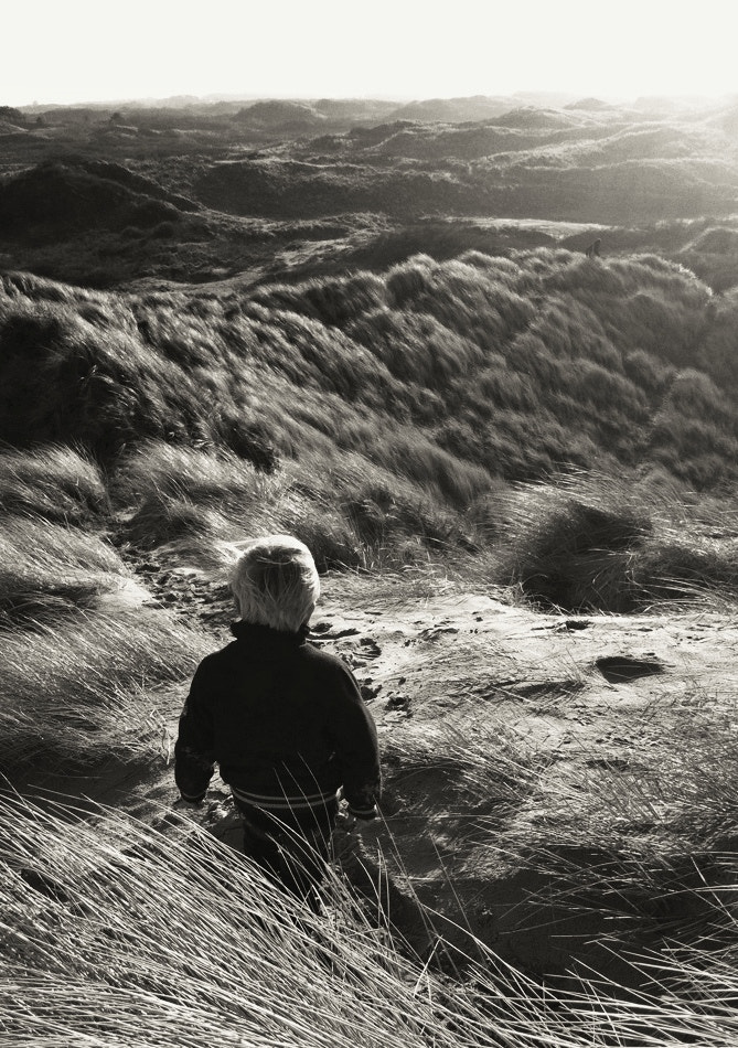 Photograph Lord of the Dunes by Talitha Hoppe on 500px