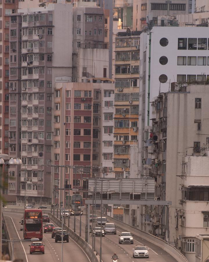 Road to Hong Kong by waL noD on 500px.com