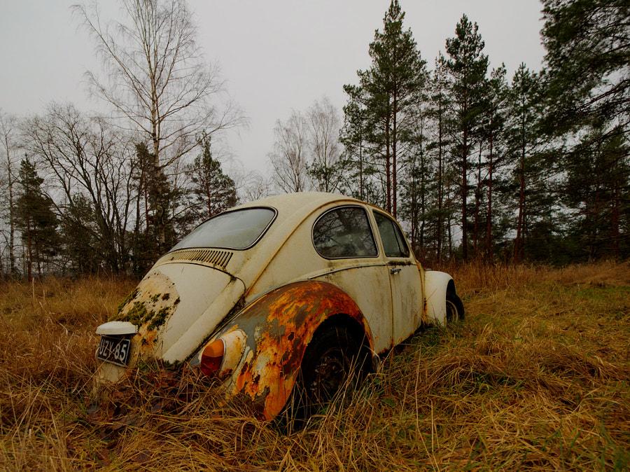 VW by Pasi Santavuori on 500px.com