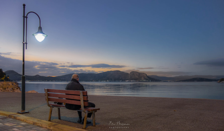 Loneliness by Elias Mastrokoukos on 500px.com