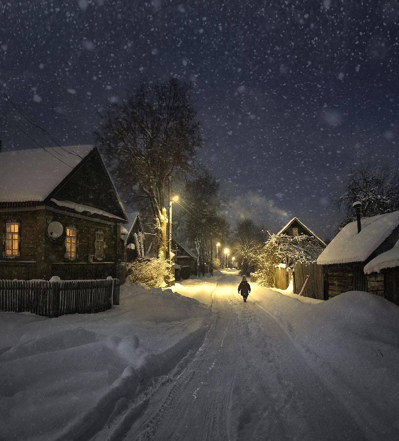 back home by Elena Shumilova on 500px.com